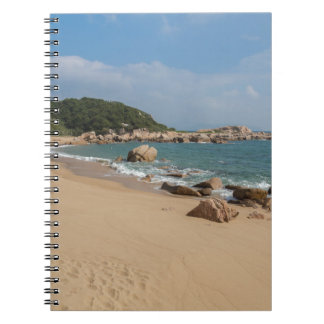 Panoramic view of Tung O Village Lamma Island Notebooks
