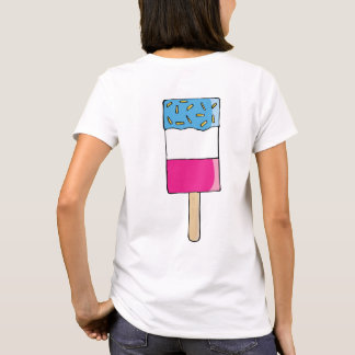 Pansexual | Fab |  Ice Lolly | T-Shirt