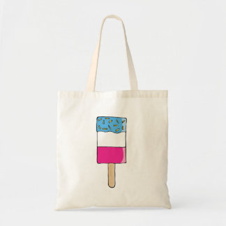 Pansexual | Fab |  Ice Lolly | Tote Bag
