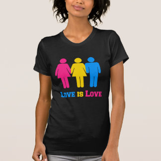 Pansexual Love T-Shirt