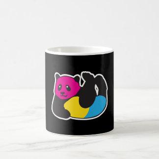 Pansexual Panda LGBT Pride Coffee Mug