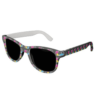 Pansexual Panda LGBT Pride Sunglasses