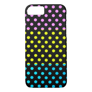Pansexual Polka Dots LGBT Pride iPhone 8/7 Case