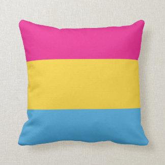 Pansexual   Pride Flag Design   Stripes   Throw Pillow