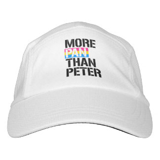 Pansexuality - More Pan Than Peter - - LGBTQ Right Hat
