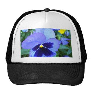 Pansies - CricketDiane Photographic Floral Art Trucker Hat