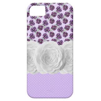 Pansies iPhone 5 Case