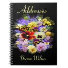 Pansy  ~ Address Book