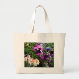 Pansy and Friends Bag