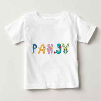 Pansy Baby T-Shirt