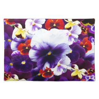 Pansy Celebration, Placemat