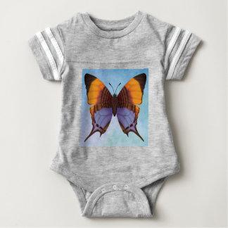Pansy Daggerwing Butterfly Baby Bodysuit