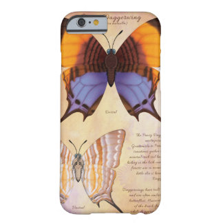 Pansy Daggerwing Butterfly Barely There iPhone 6 Case