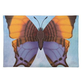 Pansy Daggerwing Butterfly Placemat