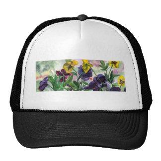 Pansy Field Trucker Hat