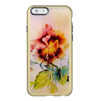 Pansy flower feminine for her incipio feather® shine iPhone 6 case