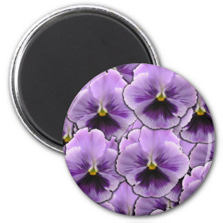 Pansy Garden Magnet