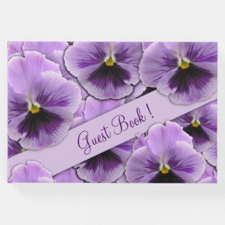 Pansy Guest Book