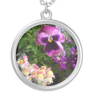 Pansy N Friends Necklace