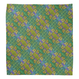 Pansy Patterns Do-rags