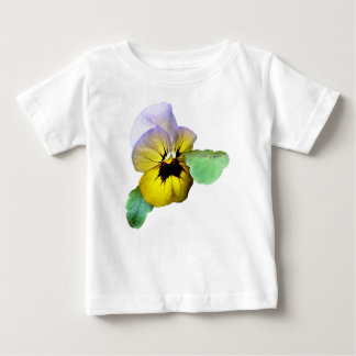 Pansy Saluting Baby T-Shirt