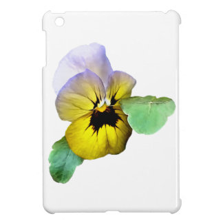 Pansy Saluting Case For The iPad Mini