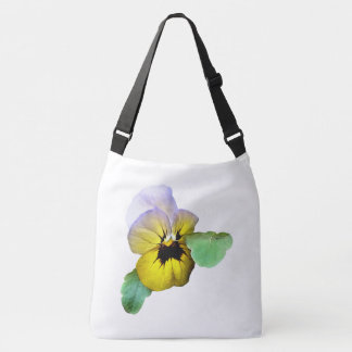 Pansy Saluting Crossbody Bag