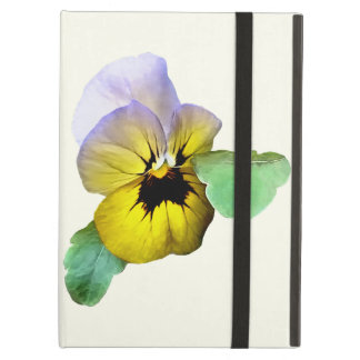 Pansy Saluting iPad Air Cover