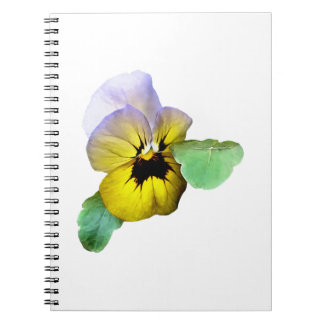 Pansy Saluting Notebooks