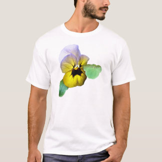 Pansy Saluting T-Shirt