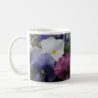Pansy Trio - Happy Mother's Day Coffee Mug