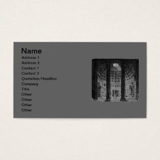 Pantheon Business Card