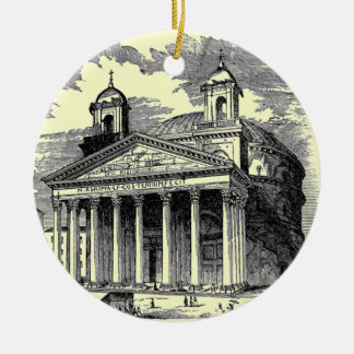 Pantheon Ornament