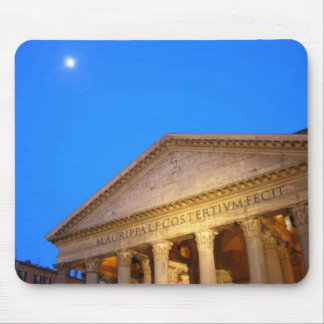 Pantheon Rome Italy Mouse Pad