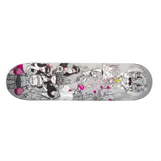 Pantheon Skate Deck