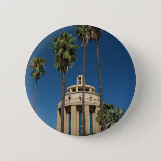 Pantheon, Syracuse, Sicily, Italy 2 Inch Round Button