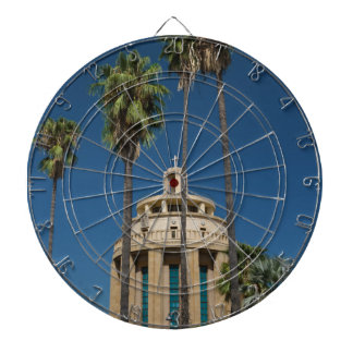 Pantheon, Syracuse, Sicily, Italy Dart Boards