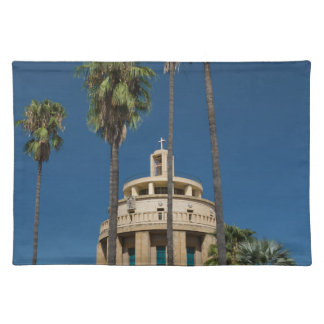 Pantheon, Syracuse, Sicily, Italy Placemat