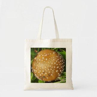 Panther Cap Mushroom Tote Bag