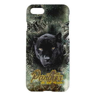 """""""Panther on the Prowl"""" iPhone 8/7 Case"""