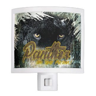 """Panther on the Prowl"" Nite Lite"