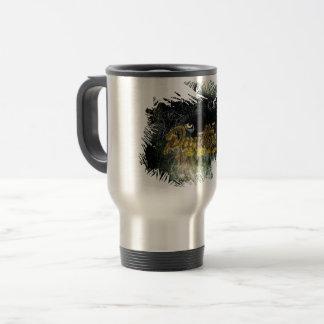 """""""Panther on the Prowl"""" Travel Mug"""