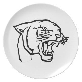 Panther Plate
