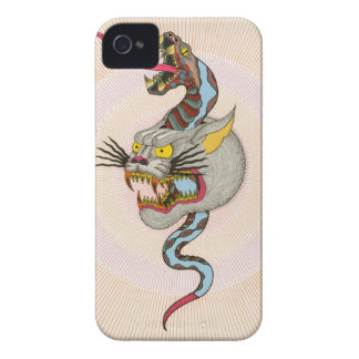 panther snake Case-Mate iPhone 4 case