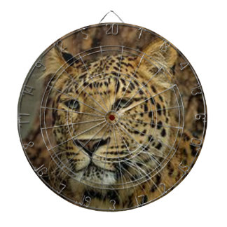 Panther Stalking Dartboard