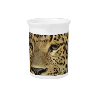 Panther Stalking Drink Pitchers