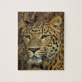 Panther Stalking Jigsaw Puzzle