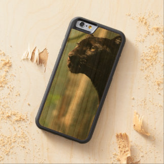 Panther Wood Stain Stained iPhone 6 6 Plus Case