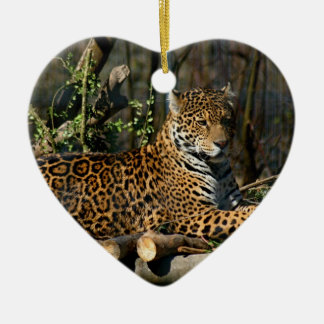 Panthera Jaguar Ornament