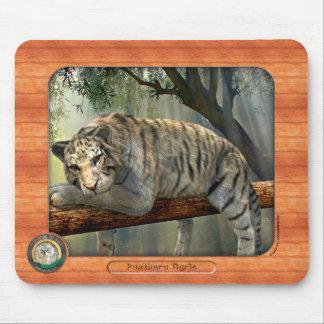 Panthera Tigris Mousepad